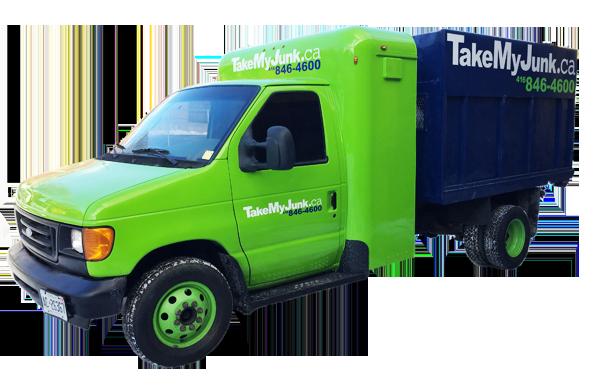 Junk Removal Toronto | TakeMyJunk.ca